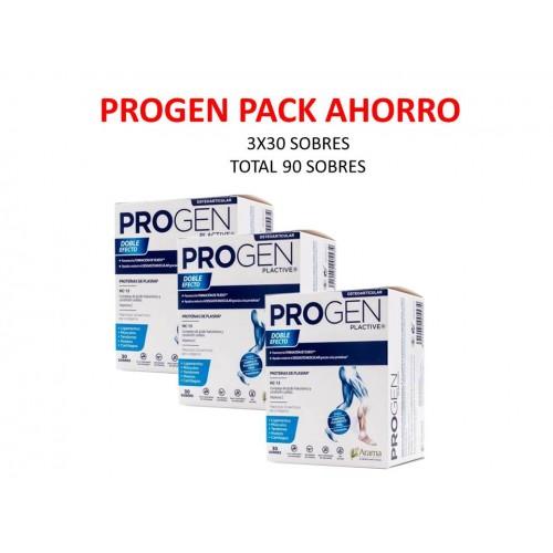 PROGEN PACK 3X30 SOBRES