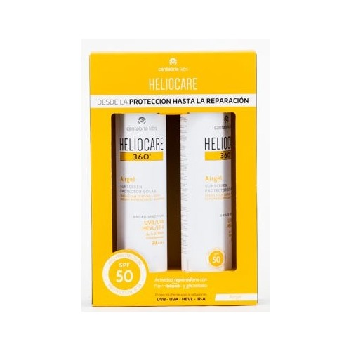 HELIOCARE 360 AIRGEL CORPORAL 200ML+200ML PACK