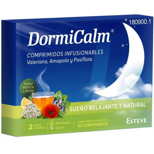 DORMICALM 30 COMPRIMIDOS INFUSIONABLES