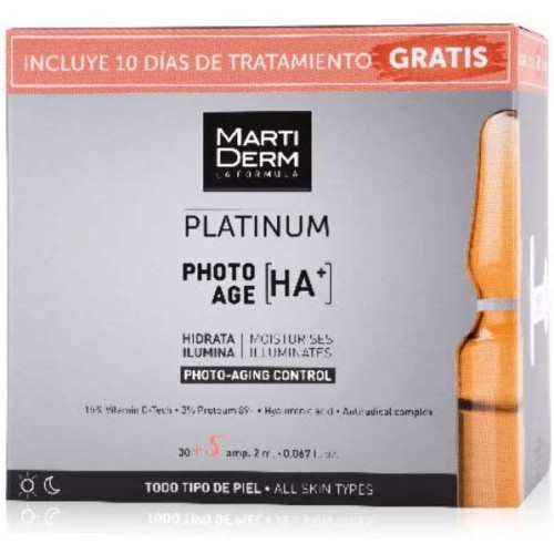 MARTIDERM PHOTO AGE 2 ML 30 AMP+5REGALO