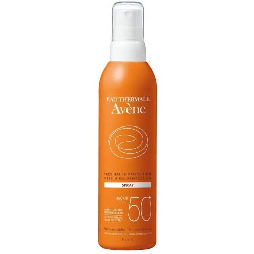 AVENE SOLAR SPRAY EXTR F50+ 200ML