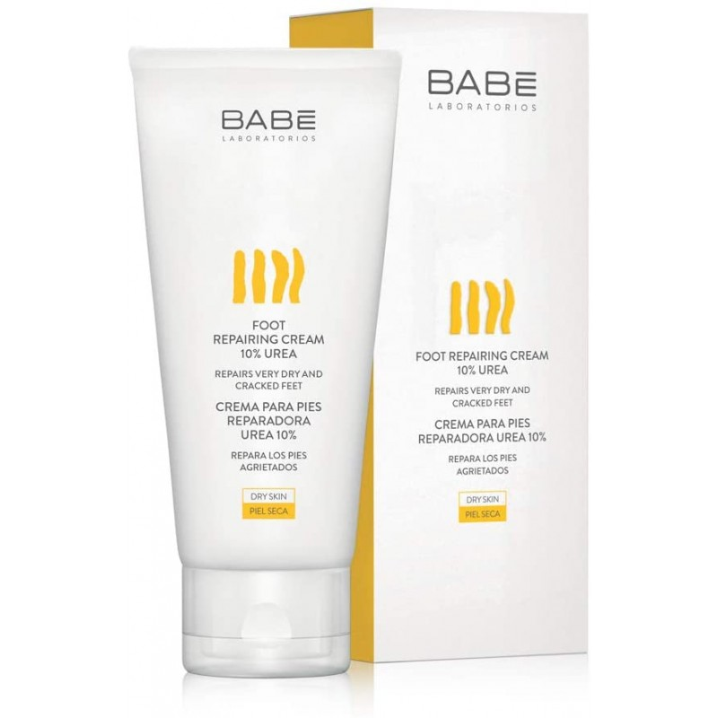 BABE CREMA PIES UREA 10% 100 ML