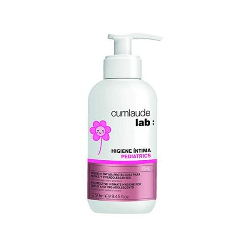 CUMLAUDE LAB: HIGIENE INTIMA PEDIATRICS 250 ML