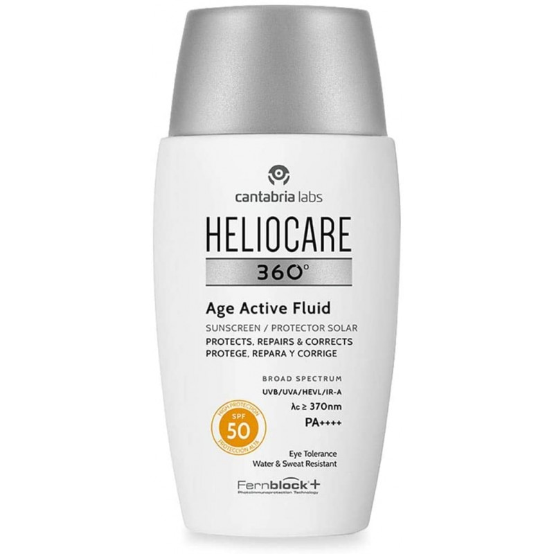 HELIOCARE 360º AGE ACTIVE FLUID PROTEGE REPARA Y