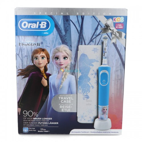 ORAL-B CEPILLO ELECTRICO FROZEN+3AÑOS +REGALO
