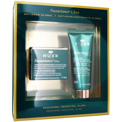 NUXE COFRE NUXURIANCE GLOBAL CREMA RICA+CR MANOS