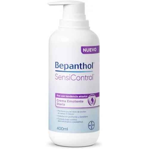 BEPANTHOL SENSICONTROL CREMA 400 ML