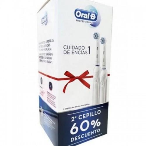 ORAL-B CEPILLO ELECT PROFESSIO1 DUPLO 60%DTO 2U
