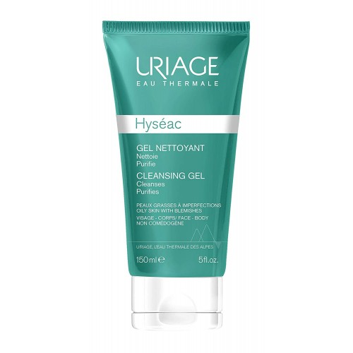 URIAGE HYSEAC GEL LIMPIADOR URIAGE 150 ML