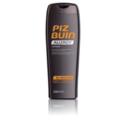 PIZ BUIN ALLERGY FPS - 15 PROTECCION MEDIA LOCIO