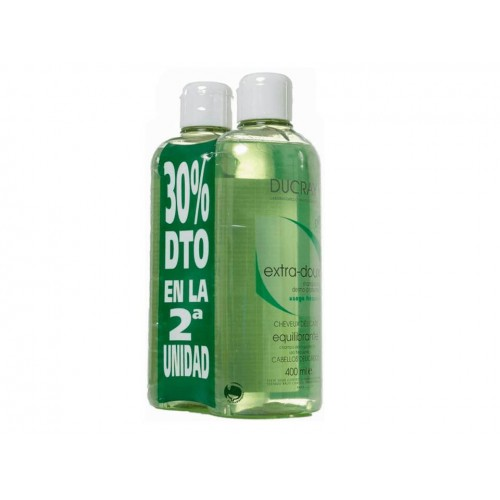 DUCRAY EQUILIBRANTE CHAMPU DUO 2ª UD 30% DTO