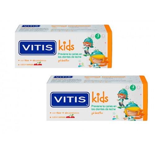 VITIS KIDS GEL 2 UNIDADES