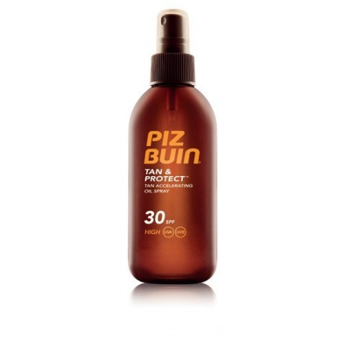 PIZ BUIN TAN & PRO FPS - 30 ACEITE EN SPR 150 ML