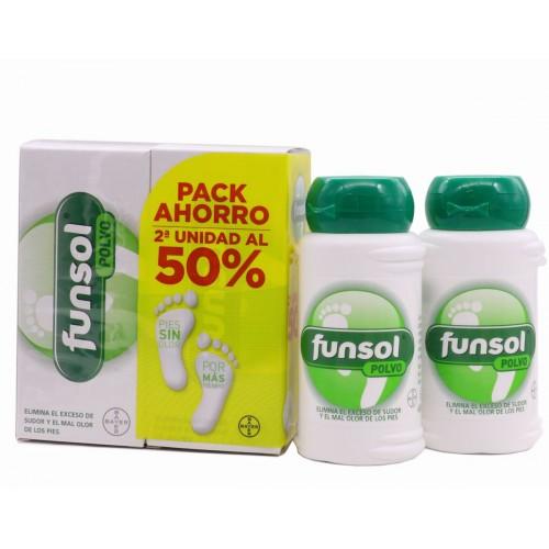 FUNSOL POLVO DUPLO 2ª UD 50 % DTO