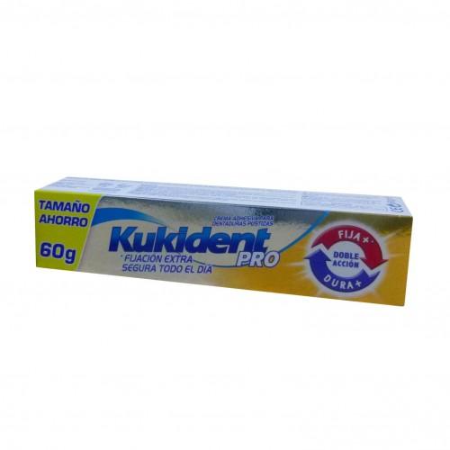 KUKIDENT DOBLE ACCION 60 GR