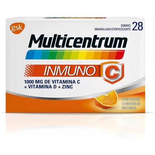 MULTICENTRUM INMUNO C 28 SOB
