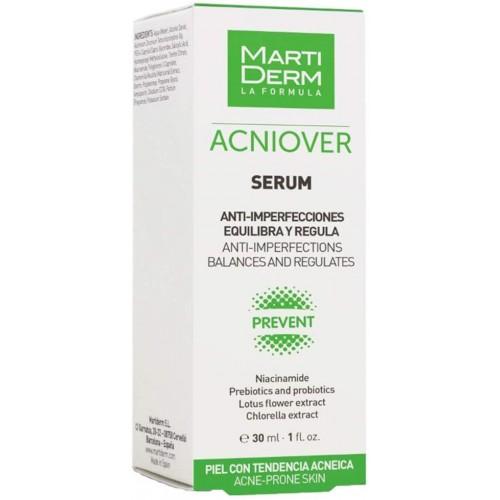 MARTIDERM ACNIOVER SERUM ANTI-IMPERFECCION 30 ML
