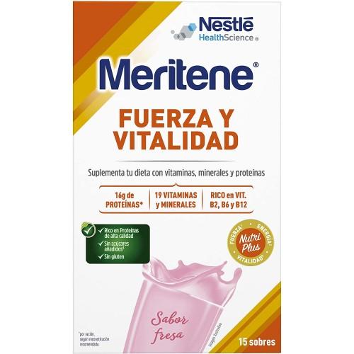 MERITENE FRESA 15 SOBR