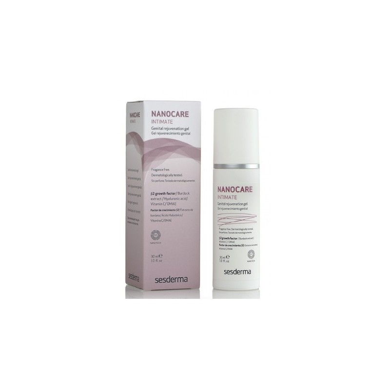 NANOCARE INTIM GEL REJUV 30 ML