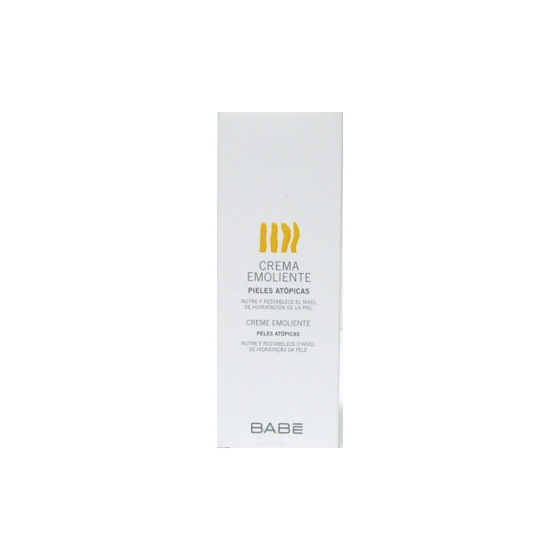 BABE OMEGAS EMOLIENTE 200 ML