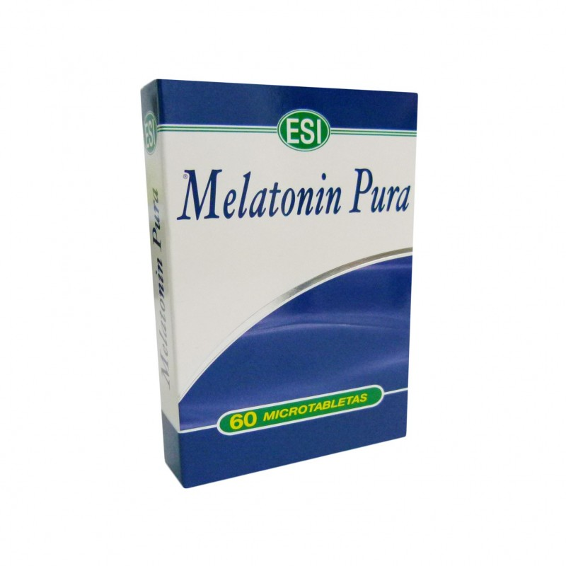 MELATONIN PURA 1,9 MG 60 TABLETAS