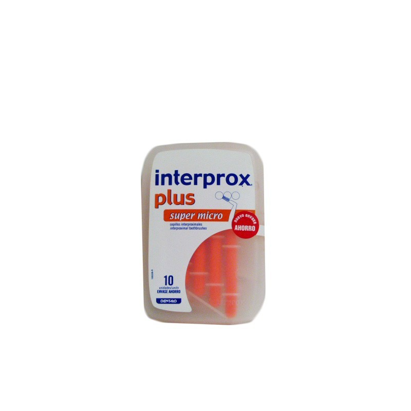 CEPILLO DENTAL INTERPROXIMAL INTERPROX PLUS SUPE