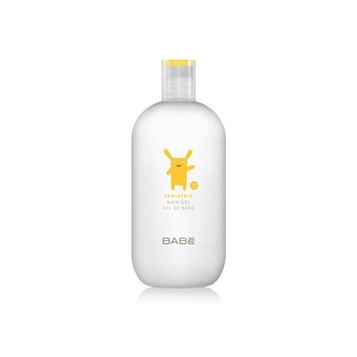 BABE PEDIATRIC GEL DE BAÑO BEBE 500 ML+LECHE HID