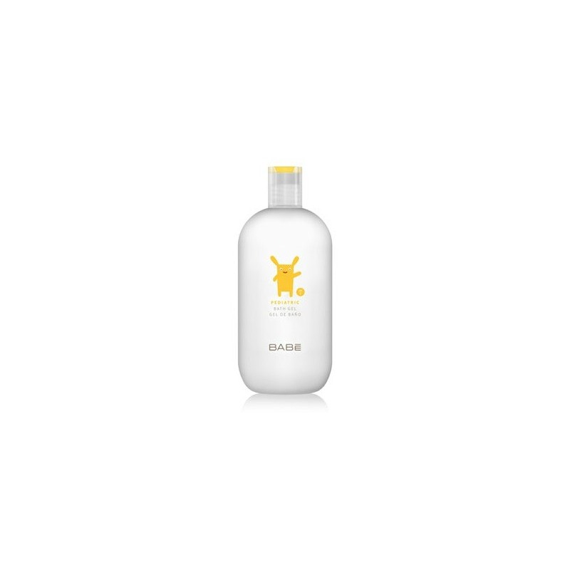 BABE PEDIATRIC GEL DE BAÑO BEBE 500 ML
